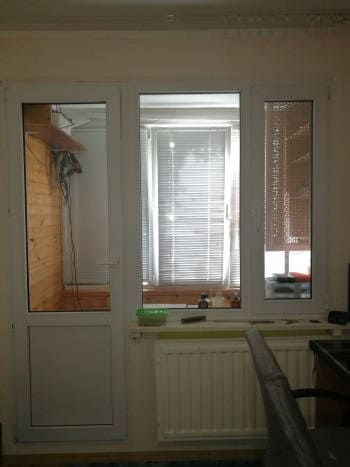 Регулировка балконных дверей в Санкт-Петербурге (С-Пб)